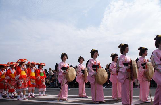 与謝野町岩滝大名行列2011.11.13-☆イベント行ってきたよ☆