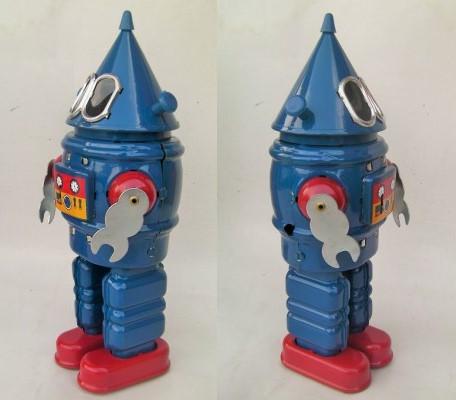 少年ジェットに登場した宇宙ロボ...